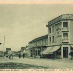 Histoire de Saint-Jean-de-Monts la Plage des demoiselles | Agences immobilières Eliot