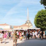 Le marché des halles - Centre ville à Saint Jean de monts