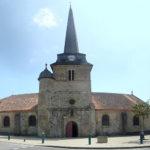 Église de Saint-Jean-Baptiste Saint Jean de mont Centre Ville | Eliot Immobilier