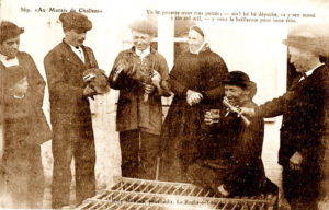 Challans le marché des vollailles Vendée - AGENCE ELIOT CHALLANS