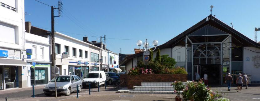 Challans centre-ville La halle au beurre | Eliot Immobilier Vendée