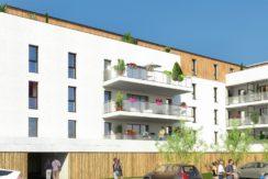 challans - Appartement Type 4 - 81.29 m2 à Challans - AGENCE ELIOT CHALLANS