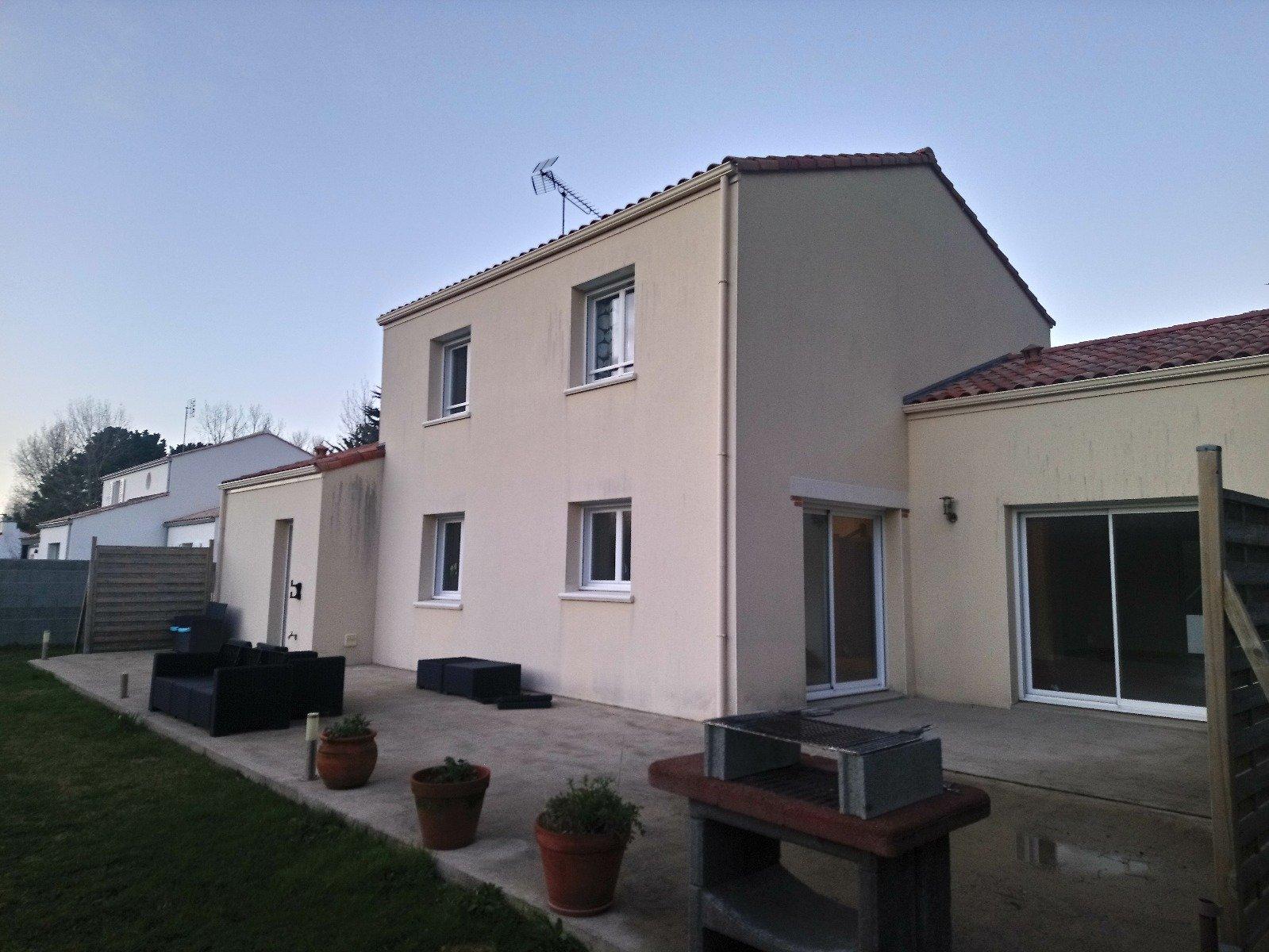 Maison 4 chambres 140 m2 – Saint-Jean-de-Monts