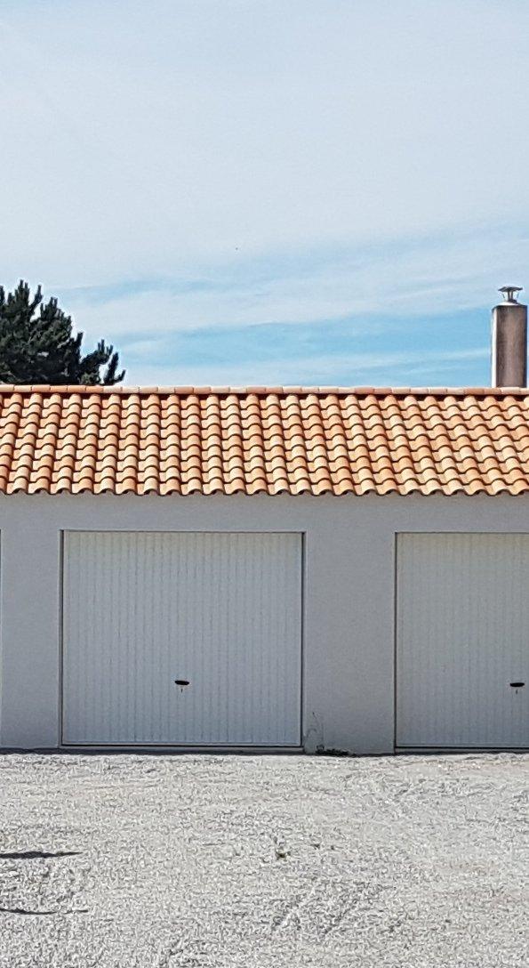 Garage fermé – Saint-Jean-de-Monts