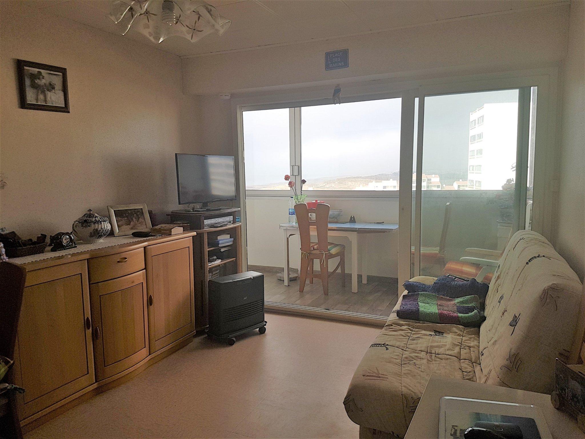 Vue Mer – Appartement 34 m2 1 chambre – Saint-Hilaire-de-Riez
