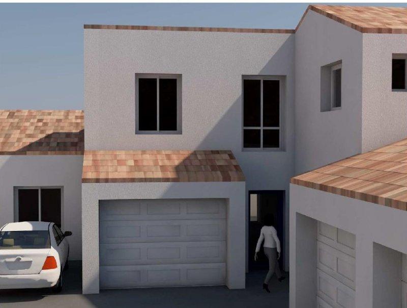 Challans – Maison 3 pièces – 88.41 m2 – Challans