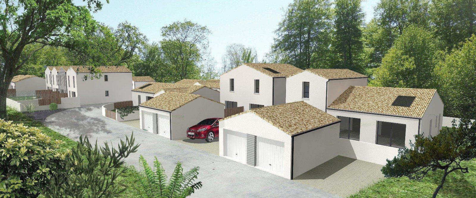 Challans – Maison 3 pièces – 68 m2 – Challans