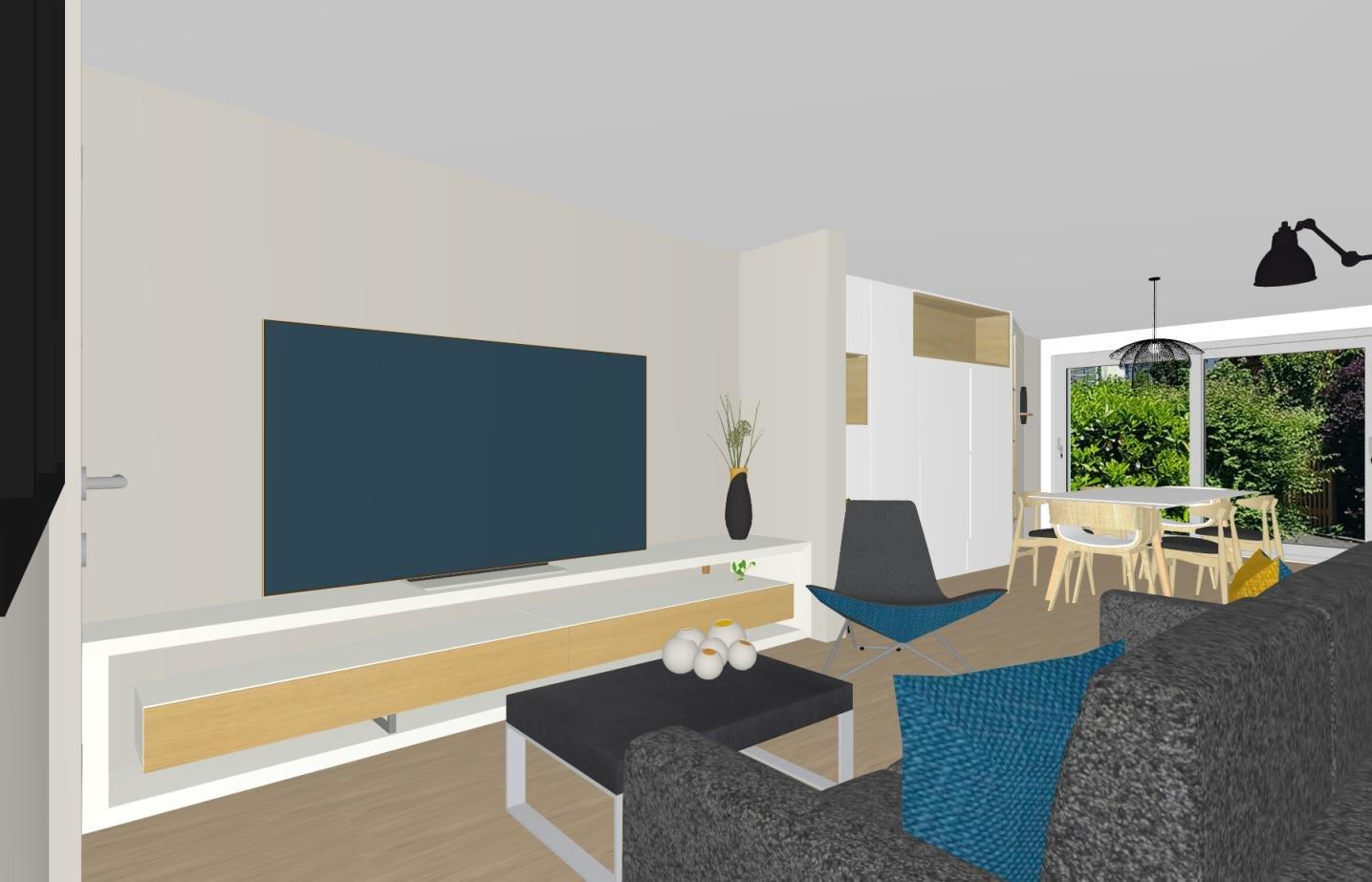 Appartement RDC 49 m2 – 1 chambre – Saint-Jean-de-Monts