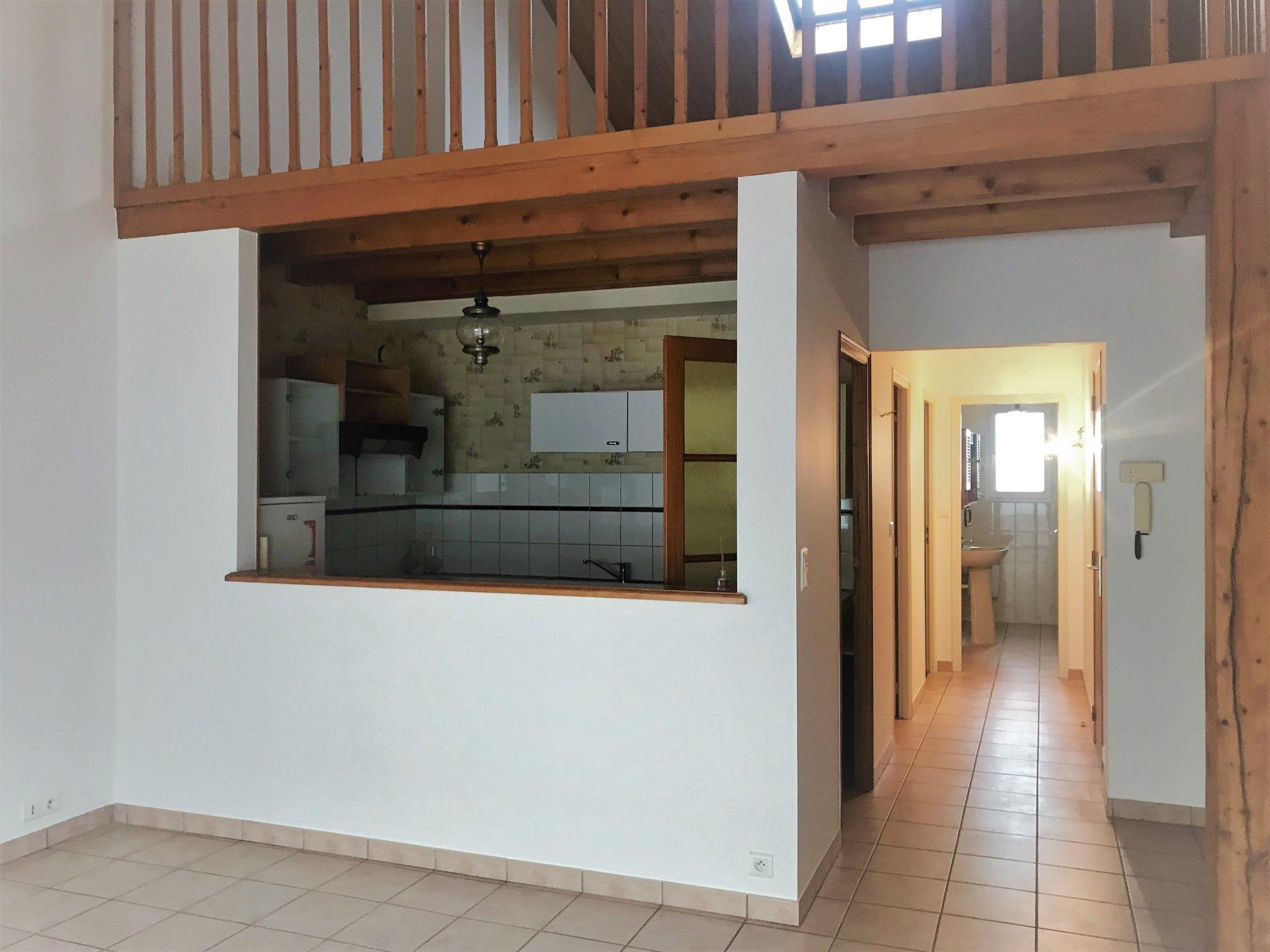 Challans – Appartement 2 pièces + mezzanine – 81,40 m2 – Challans