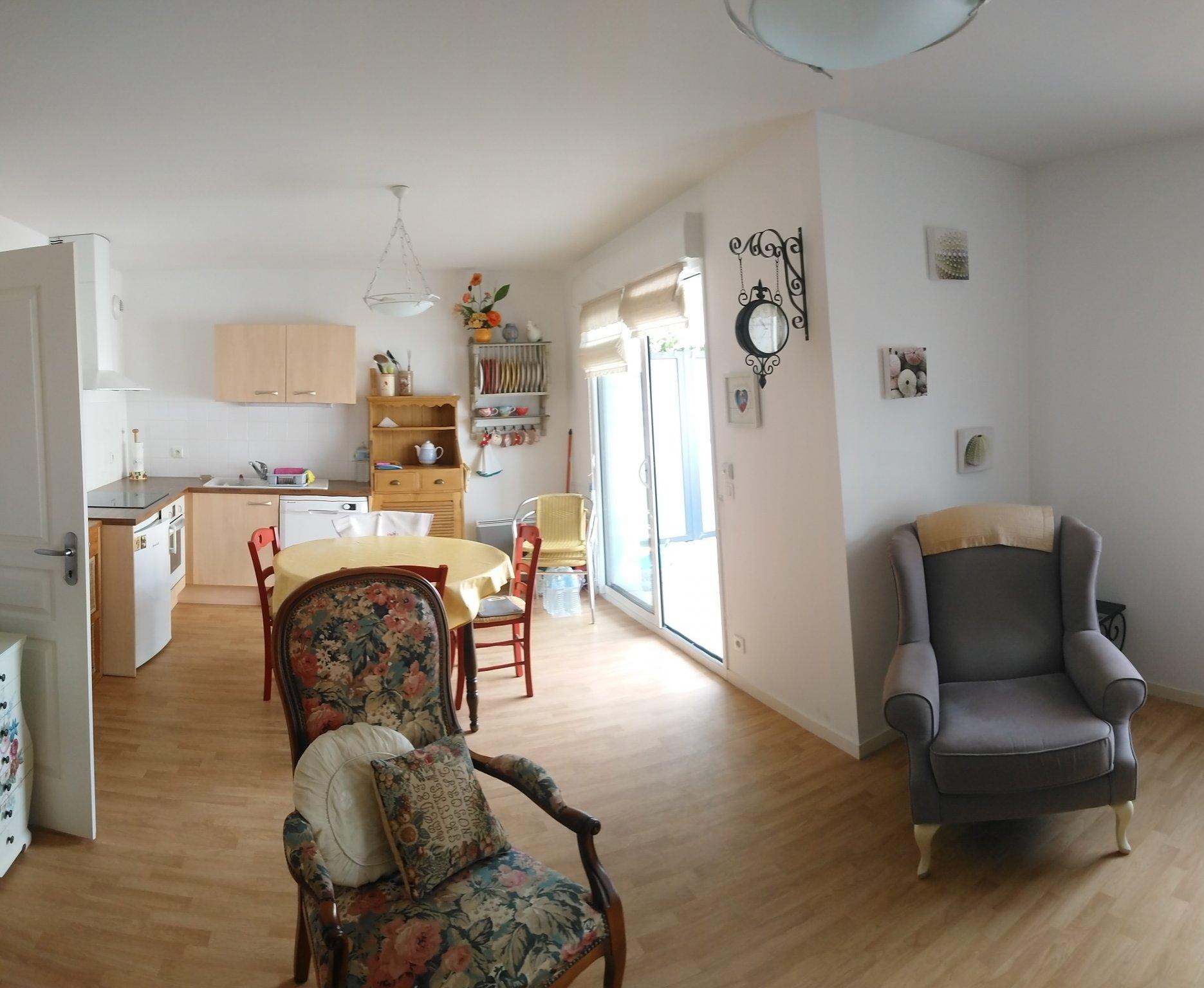 Appartement type 2 état neuf. – Saint-Jean-de-Monts