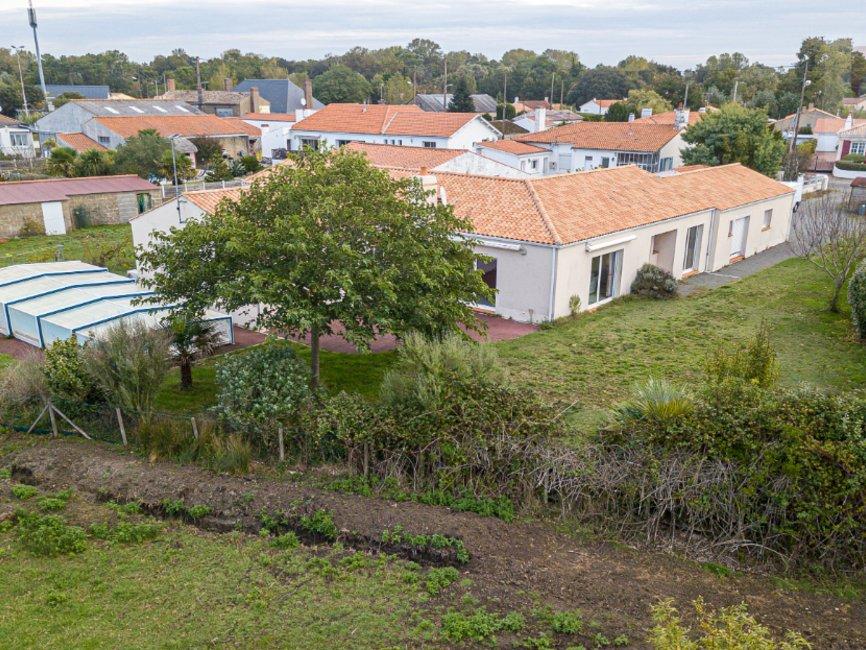 MAISON QUARTIER LE PISSOT SAINT HILAIRE DE RIEZ   ref-1470-1