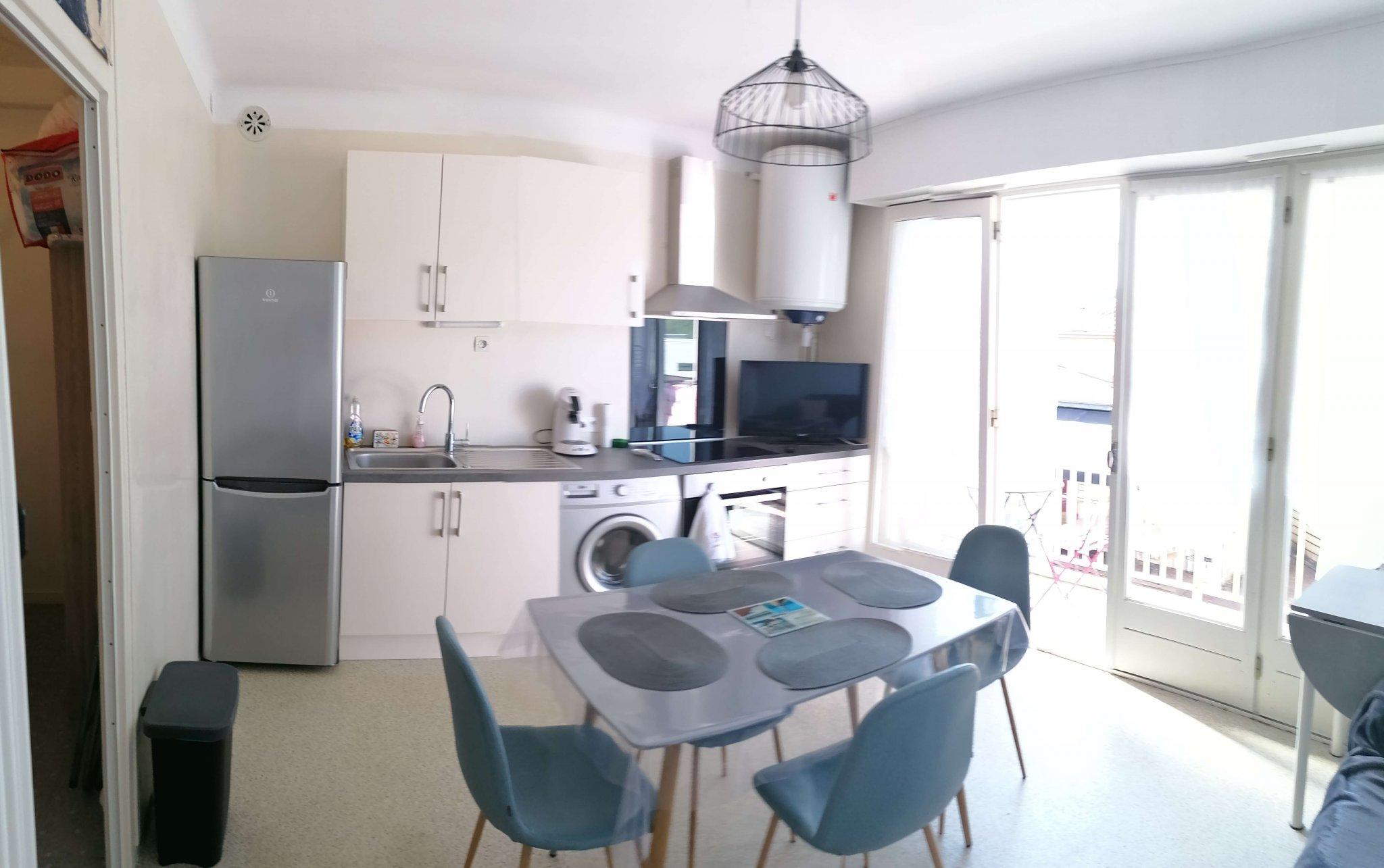 Appartement 26 m carré proche commerces | ref-771