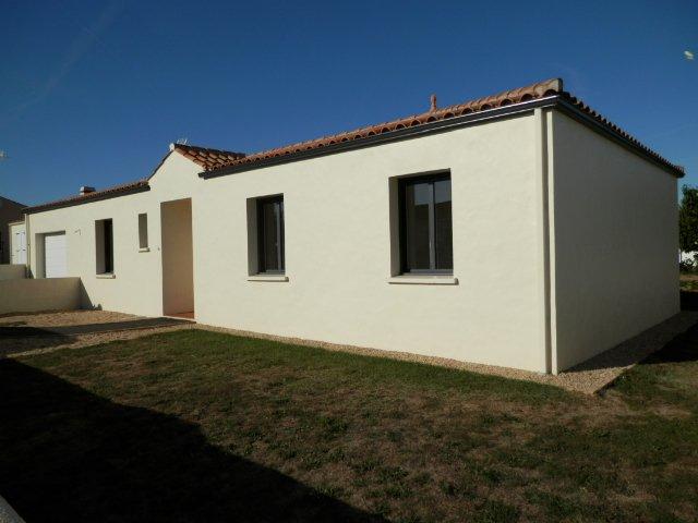 Commequiers – Maison 122 m2   ref-2891