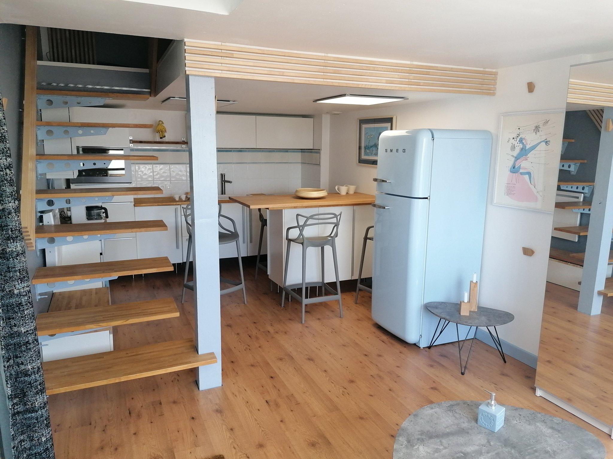 Appartement duplex vue mer | ref-795